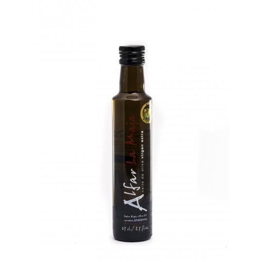 "Aceite de oliva virgen extra ""Arbequina"""